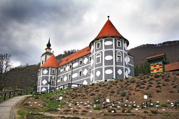 Olimje Monastery in Slovenia