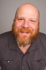 Happy Beard Face
