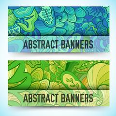 bokeh banner background vector illustration