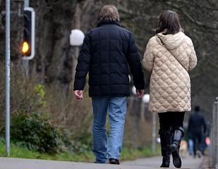 couple en mouvement