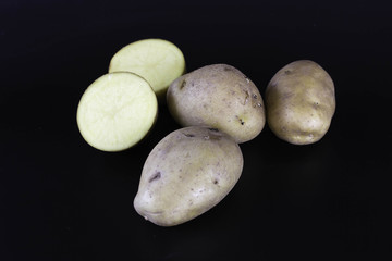 Thailand potatoes