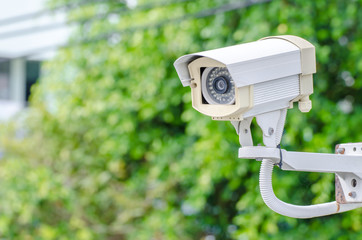CCTV video camera security system