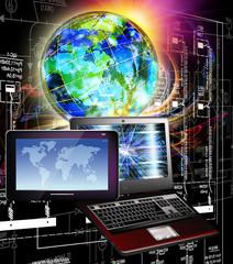 Computing Technology. Communication.Internet