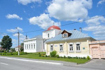 Коломна, улица Лазарева, бывшая Успенская