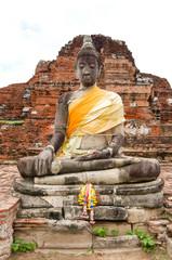 Typical Thai Buddha Statue