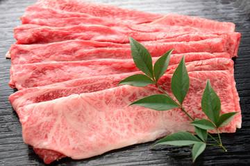 霜降り肉 すき焼き肉