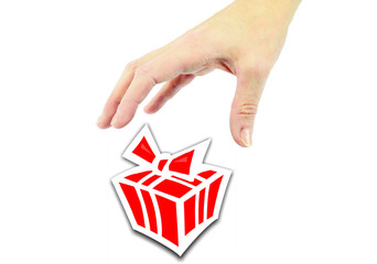 profiter des cadeaux