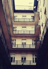 Apartment house