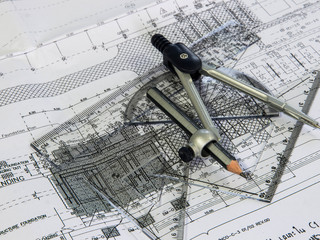 Architectural drawings.