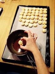 Weinachtsbäckerei