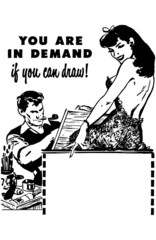 You Are In Demand