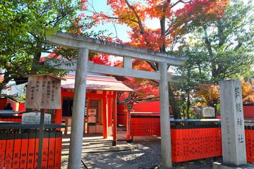車折神社 人気の芸能神社