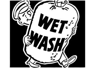 Wet Wash