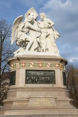Strassburger-Denkmal in Basel