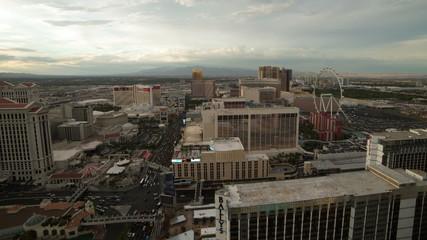 Las Vegas Skyline Time Lapse