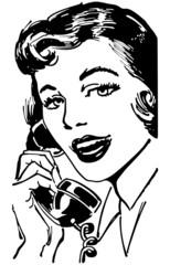 Telephone Gal