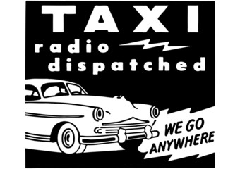 Taxi Radio Dispatched
