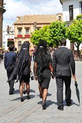 Jueves Santo, Semana Santa de Sevilla, España