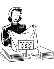 Shopping For Linens