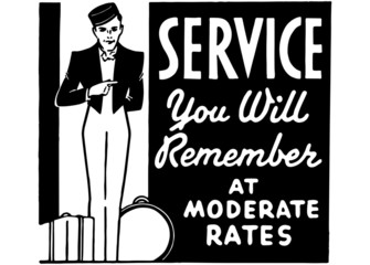 Service You Will Remember