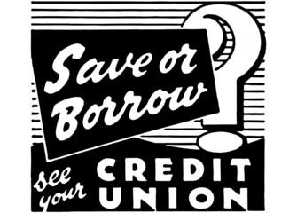 Save Or Borrow?