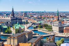 """Постер, картина, фотообои """"Copenhagen, Denmark"""""""