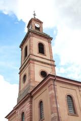 Eglise protestante, Riquewihr, Alsace, Haut Rhin