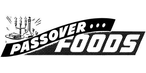 Passover Foods