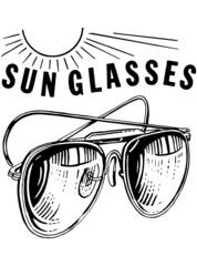 Mens Sunglasses With Sun