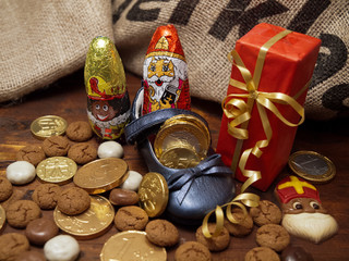 Pakjesavond, St Nicholas Day