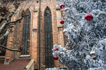 Christmas tree - S.Martin church