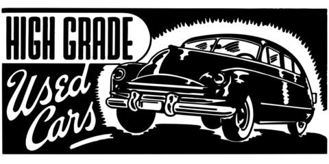 High Grade Used Cars