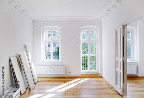Leinwandbild Motiv Wohnung