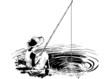 Favorite Fishing Hole - 74240432