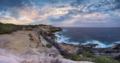 Cape Solander Panorama Australia