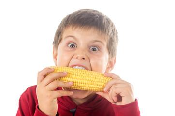 child and organic food 3