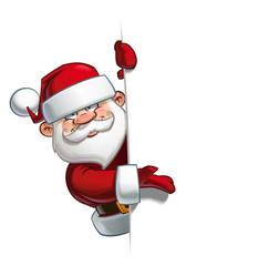 Happy Santa - Empty Label Presenting