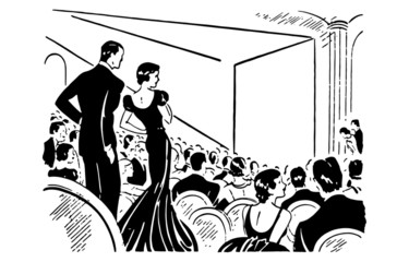 Evening At The Theater