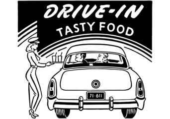 Drive-In Tasty Food