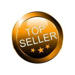 Top Seller - Button Gold