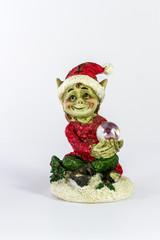 Babbo natale elfo
