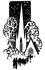 Church Motif