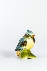 Uccellino statuetta