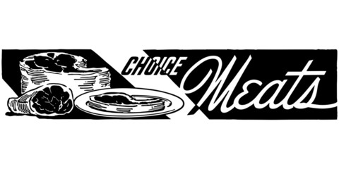 Choice Meats Banner