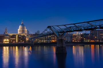Millenium bridge/ Мост Миллениум