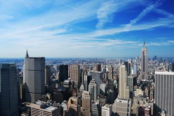 Vue sur Manhattan, New York