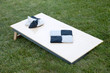 Corn hole boards with bags - 74244065