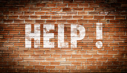 Help on brick wall