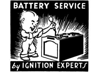 Battery Service 2
