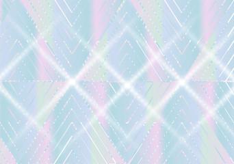 Glänzendes Muster